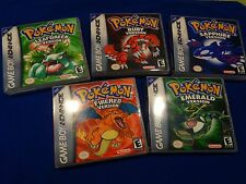 Pokemon: LeafGreen Version (Nintendo Game Boy Advance, 2004)