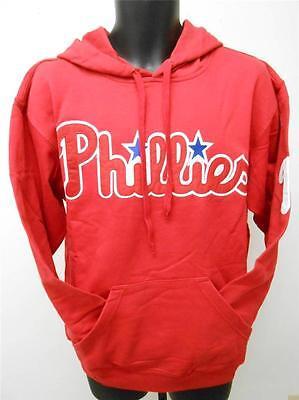 Fanartikel Neu Philadelphia Phillies Jugendliche M 10-12 Full-zip-jacket Von Stichen 25sm Weitere Ballsportarten