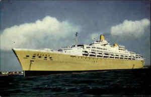Schiffe-Echtfoto-AK-Schiffsfoto-1960-Schiff-Personenschiff-Dampfer-ORIANA-Photo