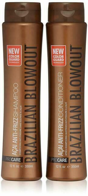 Brazilian Blowout 11dp17 Shampoo Conditioner Pack For Sale Online Ebay