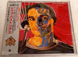 Jaco pastorius invitation japanese import sealed new ebay image is loading jaco pastorius invitation japanese import sealed new stopboris Image collections