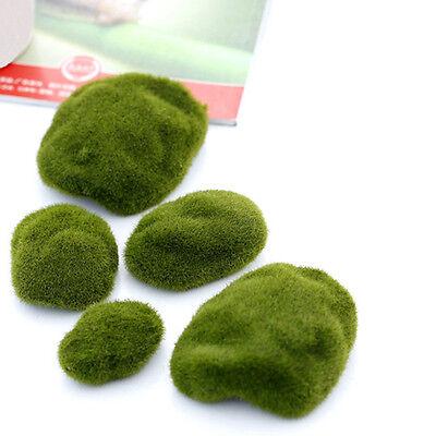 Hot Sale New Fake Rock Moss Moss Bottle Micro Landscape Decoration DIY