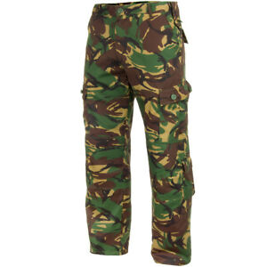 Security Airsoft Dpm Military Camouflage Highlander Army Camo Elite Pantaloni aq6wSSFp
