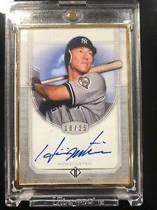2017-Transcendent-Baseball-Hideki-Matsui-Autograph-18-25-New-York-Yankees