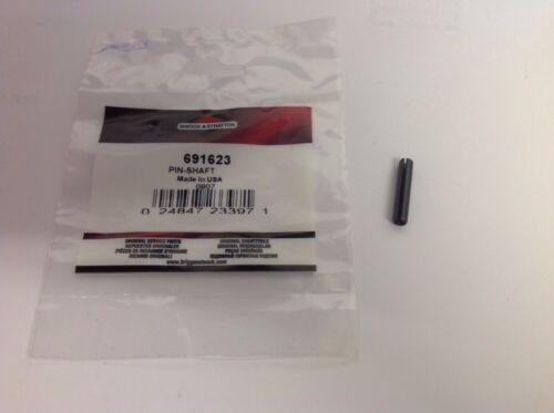 Véritable Briggs /& Stratton Pin Arbre 691623-Briggs Spare Parts Roll Pin