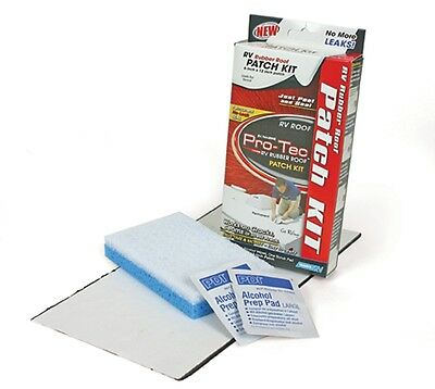 Camco RV 41461 Pro-Tec Rubber Roof Patch Kit