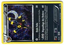 PROMO POKEMON CARD FRANCAISE MAC DONALD N&B 2013 HOLO N°  9/12 NOCTALI UMBREON