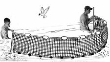 Douglas 4' X 12' Seine Minnow  Drag Net