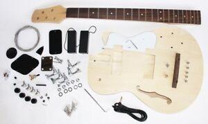 Kit Semiacoustic Look 5 Saiter Bass Ag-afficher Le Titre D'origine Doux Et AntidéRapant