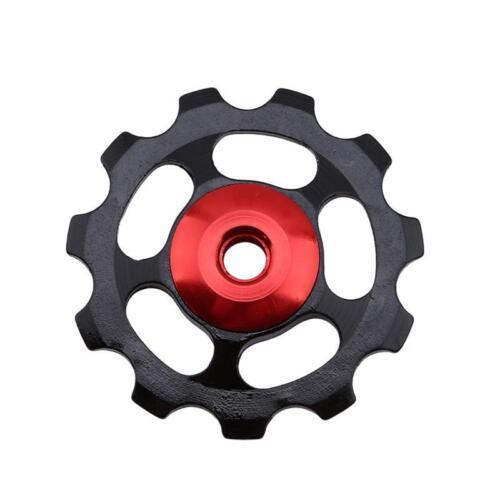 Mountain Bike Rear Dial Guide Bearing Anode CNC Sprocket Wheel DD