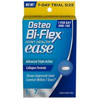 Osteo Bi-flex Joint Health Ease Advanced Trial Tablets 7 Ea (pack Of 2) on sale