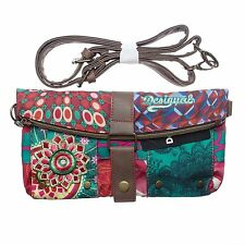 Desigual Bag Tasche Handtasche Schultertasche Bolso Clutch Annelise 41X5019 3014