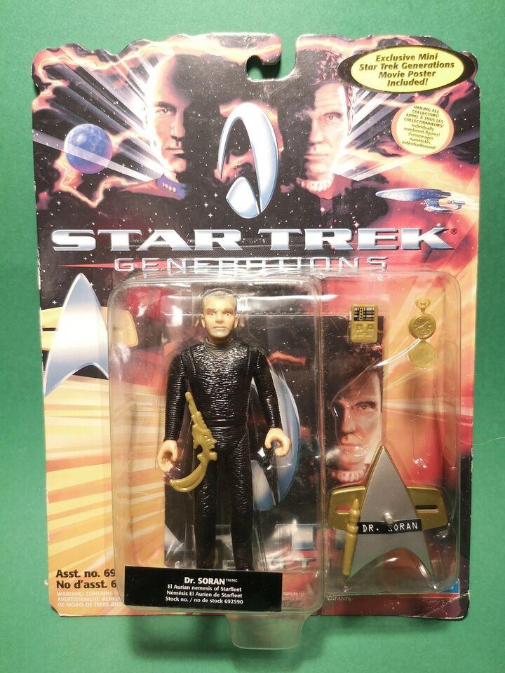 Star Trek - Dr. SORAN, Playmates