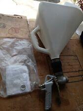 Spraying Mantis Drywall Texture Hopper Gun Metal Body 3 Nozzles