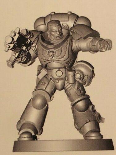 Dark Imperium Intercessor Squad B Sergeant Warhammer 40k Primaris Marines