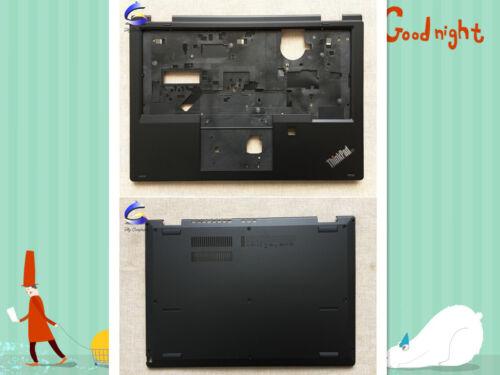 New Lenovo ThinkPad L380 Yoga 20M7 20M8 Upper Case Palmrest Cover /& Bottom Case