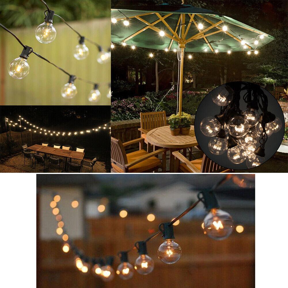 Cadena Brillante Iluminación Interior Luces Decora Portalámparas E27 3041