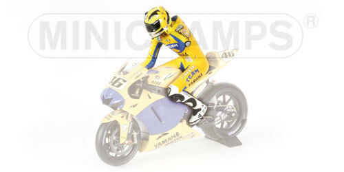 Pilota V.Rossi Riding MotoGP  2006  312060146  1 12 Minichamps