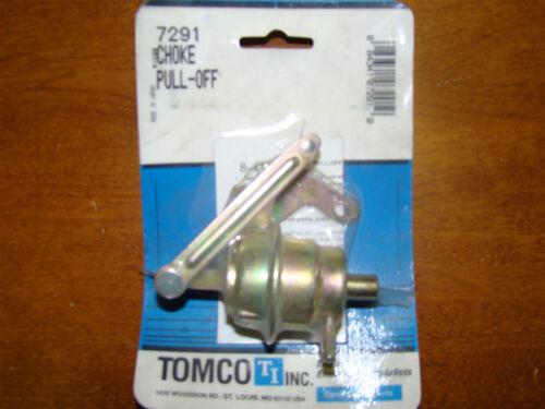 TOMCO 7291 CARBURETOR CHOKE PULL-OFF NOS