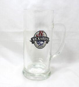 Rickard's White Beer Stein 0.5L