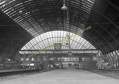 Glasgow St Glasgow /& South Western Railway. Enoch Railway Station Photo 17