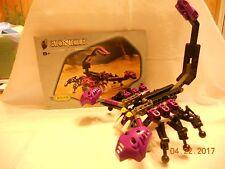 Lego Bionicle Technic Nui-Jaga 8548 Rare 100% complete