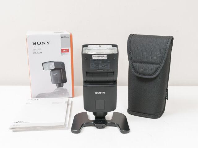 Genuine Sony HVL-F32M External Flash ~Excellent Condition
