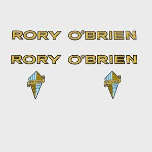 RORY-O-039-Brien-Calcamonias-para-bicicleta-Transfers-ADHESIVOS-N-100