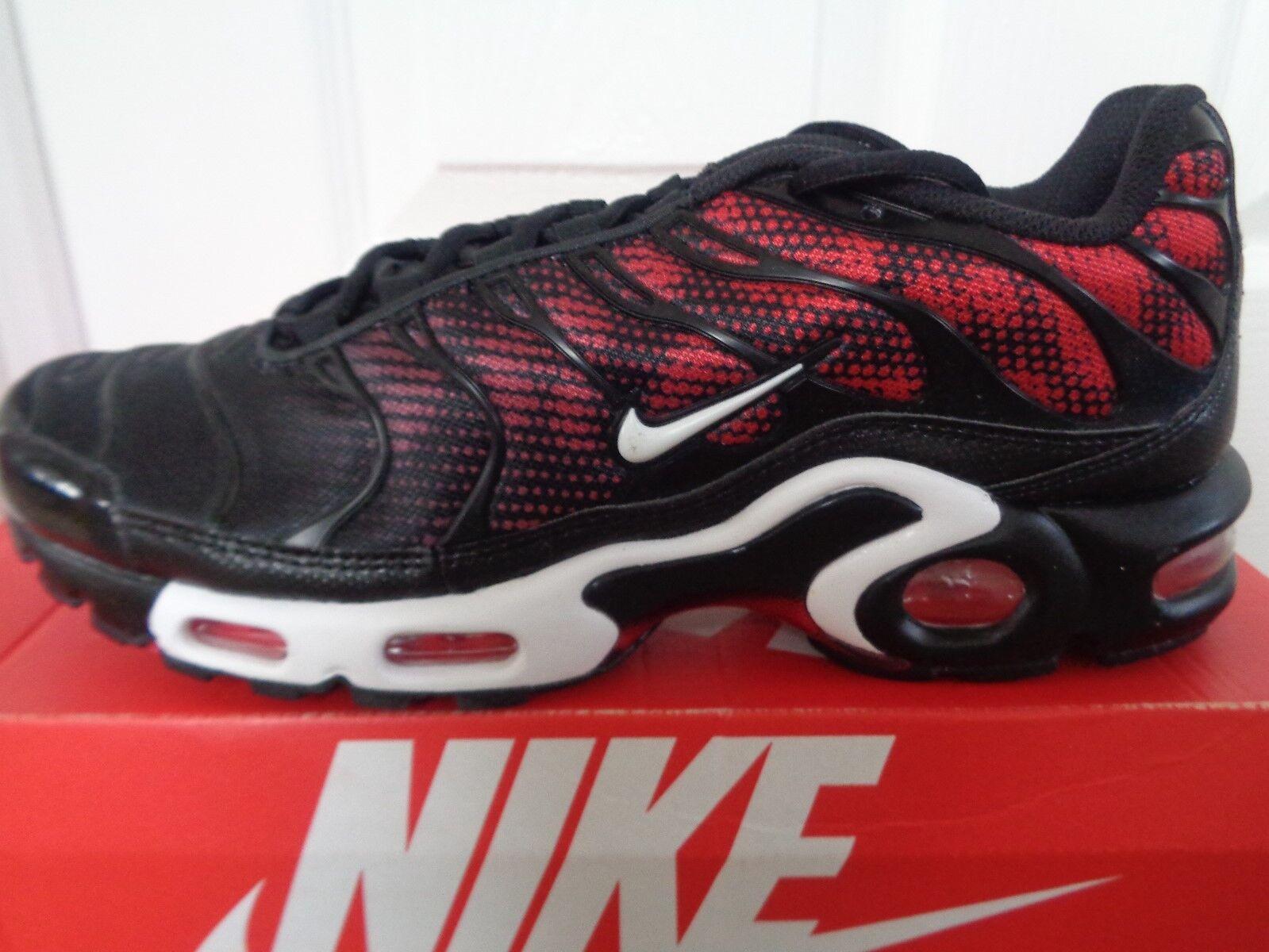 Nike Air Max Zapatillas zapatillas 647315 016 Plus TXT UK