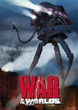 War Of The Worlds 2005 Alien Tripod Model Kit 03WPH03