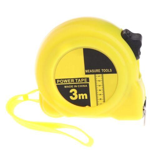 5m 3m Stainless Steel Tape Measure Ruler Measuring Metric Tape Rule Retractable