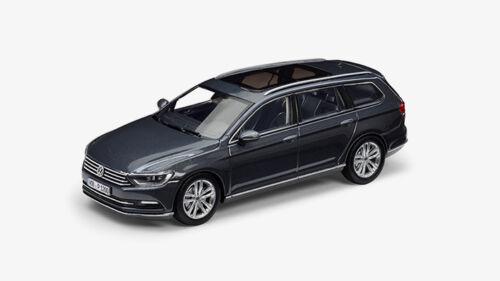 Originales de VW Passat 3g Variant b8 coche modelo 1:43 indiumgrau gris 3g9099300a r7h