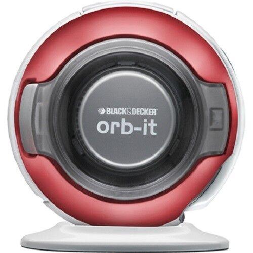 Black /& Decker Orb-It Cordless Handheld Vac Dustbuster House Car Vacuum Cleaner