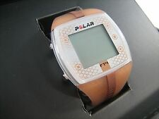 POLAR FT4 F BRONZE HEART RATE MONITOR NEW EDITION FREE ARMBAND FITNESS EXERCISE
