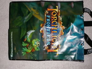 Details about TORCHLIGHT FRONTIERS BAG PAX WEST 2018 SWAG CARRYING BAG