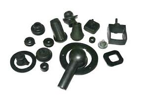 Black-Rubber-Grommet-Kit-For-Vespa-Lml-Px-P150-Pe-Star-Stella-Sportique-T5-aS