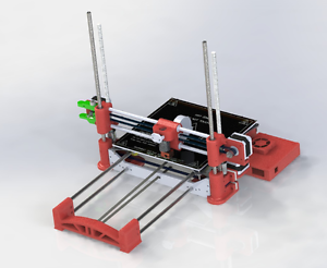 LoWboT-MK2-3D-PRINTER-STAMPANTE-3D-ITALIA