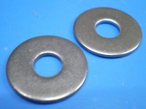 10 St/ück - Beilagscheiben Eisenwaren2000 M4 Karosseriescheiben 4,3 X 20 mm rostfrei Edelstahl A2 V2A Kotfl/ügelscheiben