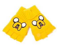 Adventure Time Handschuhe Jake Fingerless Gloves