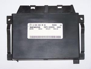03-05 Mercedes W163 ML TCU EGS Transmission Control Unit A0305453632