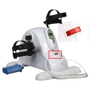 220V-Bicycle-Leg-Exerciser-Stroke-Hemiplegia-Pedal-Rehabilitation-Equipment