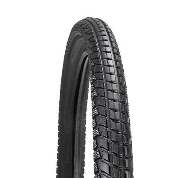 "KENDA Komfort MTB Tyre 26"" 26x1.95"" K841 40-65PSI SEMI-SMOOTH BLACK"