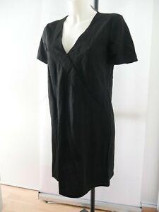 Détails sur ZARA collection petite robe noire ou tunique taille M 3840 neuve avec étiquette