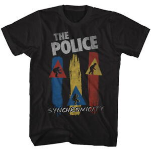 The-Police-Brittish-Rock-Band-Syncronicity-Adult-T-Shirt