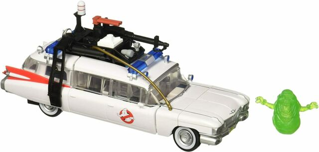 Transformers Generations Ghosbusters Figure Deluxe Class - Ecto-1 Ectoton