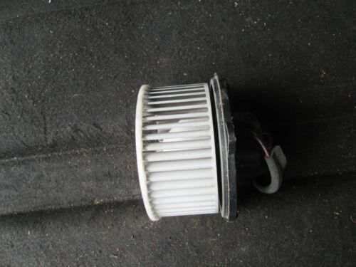 mazda 323 F 2002 heater blower motor