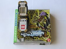 Bandai Digimon Digital Monster Digivice D-CYBER Black V 2.0 ENGLISH CIB