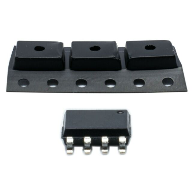 3x 93C66A-I/MS Memory EEPROM Microwire 512x8bit 4.55.5V 2MHz MSOP8