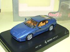 FERRARI 456 GT Bleu DETAILCARS ART 190
