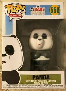 Panda 37772 Funko Pop Animation We Bare Bears